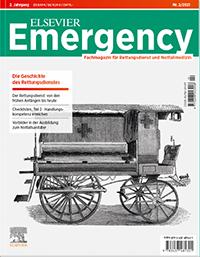 Elsevier Emergency. Die Geschichte des Rettungsdiensts. 2/2021