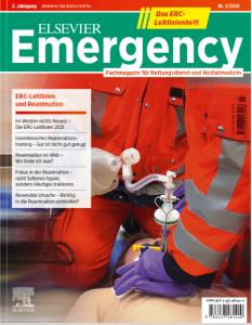 Elsevier Emergency. ERC-Leitlinien 2021.