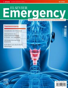 Elsevier Emergency. Traumaversorgung. 6/2021